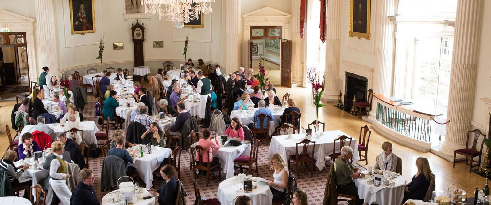 Image: Pump Room restaurant