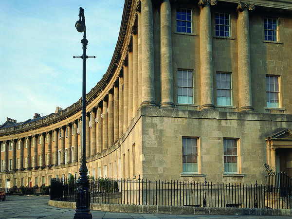 Image: The Royal Crescent, Bath