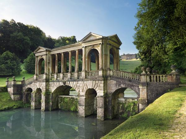 Image: Prior Park, Bath Tourism Plus